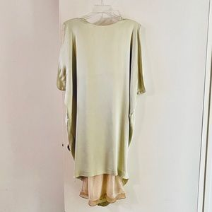 H&M Silk Dress with inner us 4